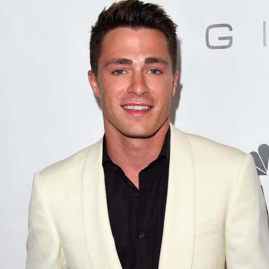 Is Colton Haynes Gay?