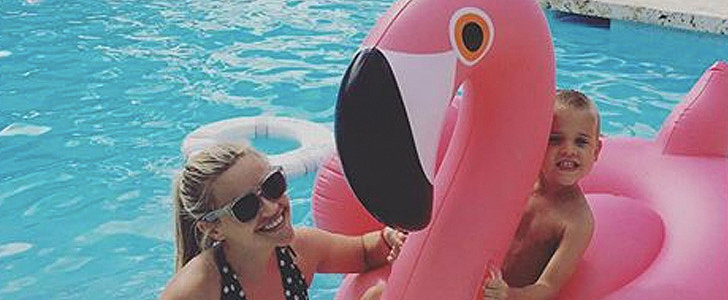 Reese Witherspoon's Family Photos Are Absolutely Adorable