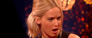 Jennifer Lawrence and Eddie Redmayne Rehash Their Hilarious (and Embarrassing) Award Show Pasts