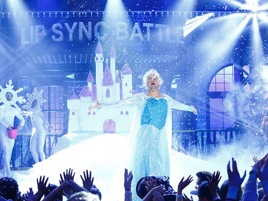 The Cold Never Bothered Him Anyway: Channing Tatum Embraces His Inner Elsa in Hilarious Lip Sync Battle Clip