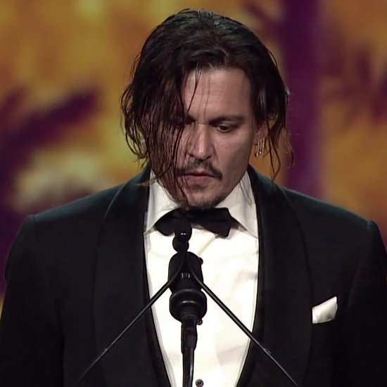 johnny depp johnny depp thanks his wife amber heard and admits living ...