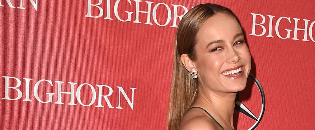 """Brie Larson's Tribute to Her """"Ferocious Mom"""" Will Make You Want to Call Yours"""