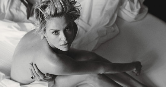 Charlize Theron Poses Nude For W Magazine's Movie Issue