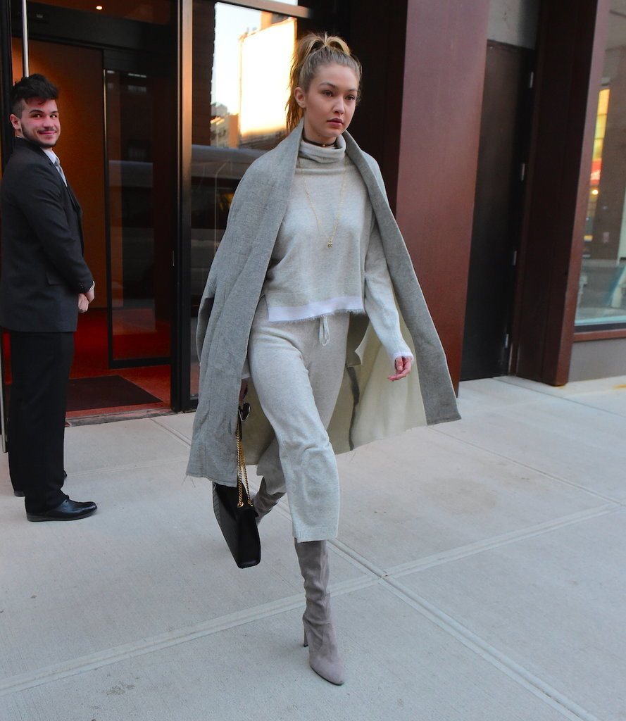 Gigi Hadid And Zayn Malik Style Pictures Popsugar Fashion Australia