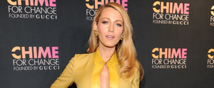 """Blake Lively Reunites With Her """"Sister Wife"""" Amber Tamblyn"""