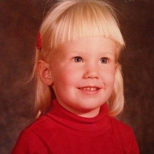 January Jones Childhood Throwback Photos on Instagram