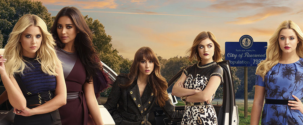 These Pretty Little Liars Just Got a Major Style Upgrade