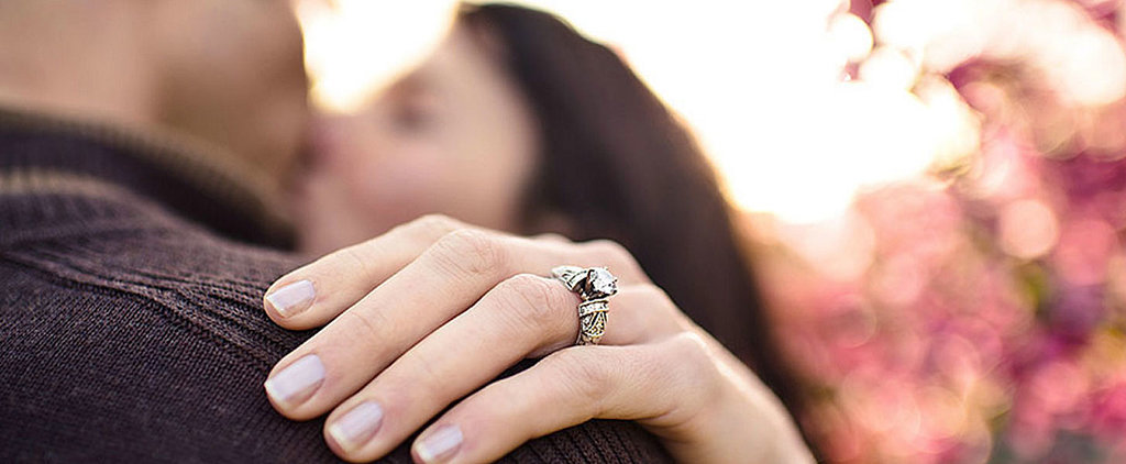 """How to Take the Perfect """"OMG! I'm Engaged!"""" Ring Photo"""