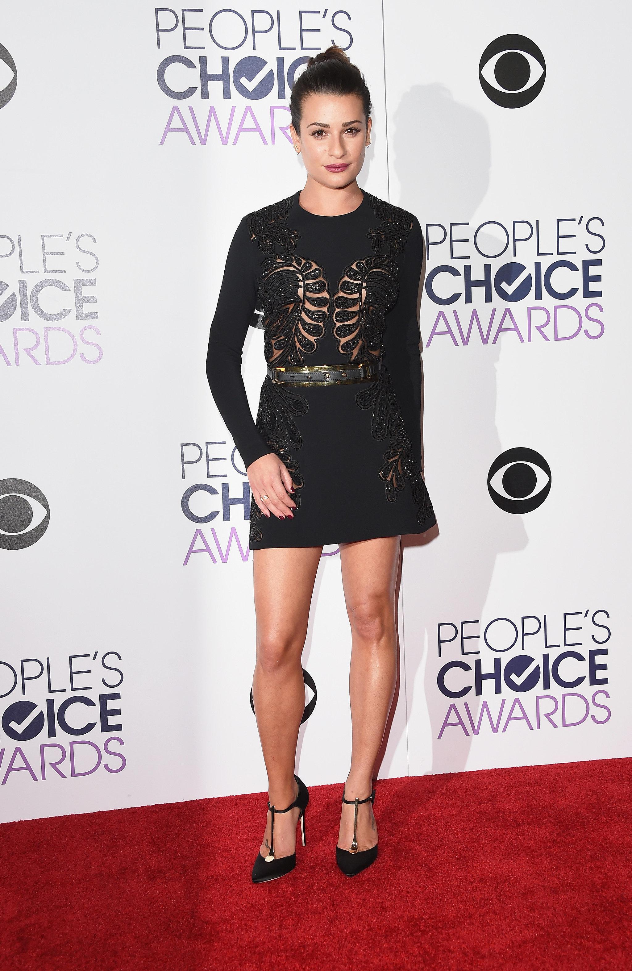 Lea Michele Photos