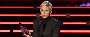 Ellen DeGeneres's Touchingly Hilarious Acceptance Speech Will Instantly Make You Smile