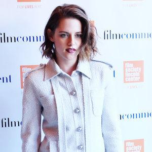 Kristen Stewart in 2-Piece Chanel Suit