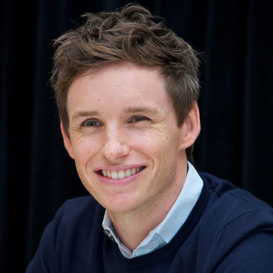 eddie redmayne 43 time...