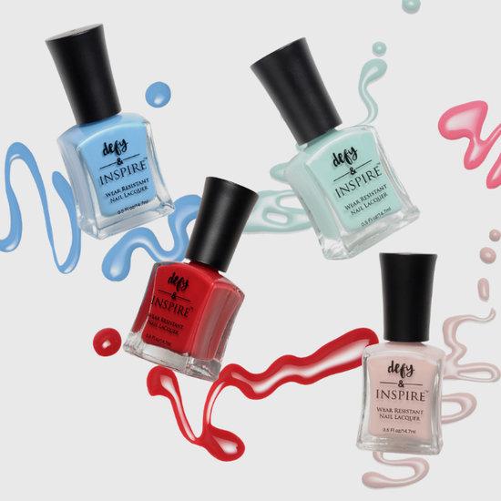 Target Defy & Inspire Nail Polish