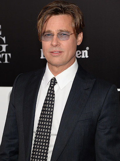 Who Will Brad Pitt Bring As His Date to the Golden Globes? (Hint: it's a Guy)