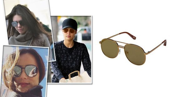 Jamie Chung, Jessica Alba & Kendall Jenner All Agree On One Thing–These Sunglasses Are The Bomb
