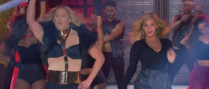 Watch Beyoncé Slay the Lip Sync Battle With Channing Tatum