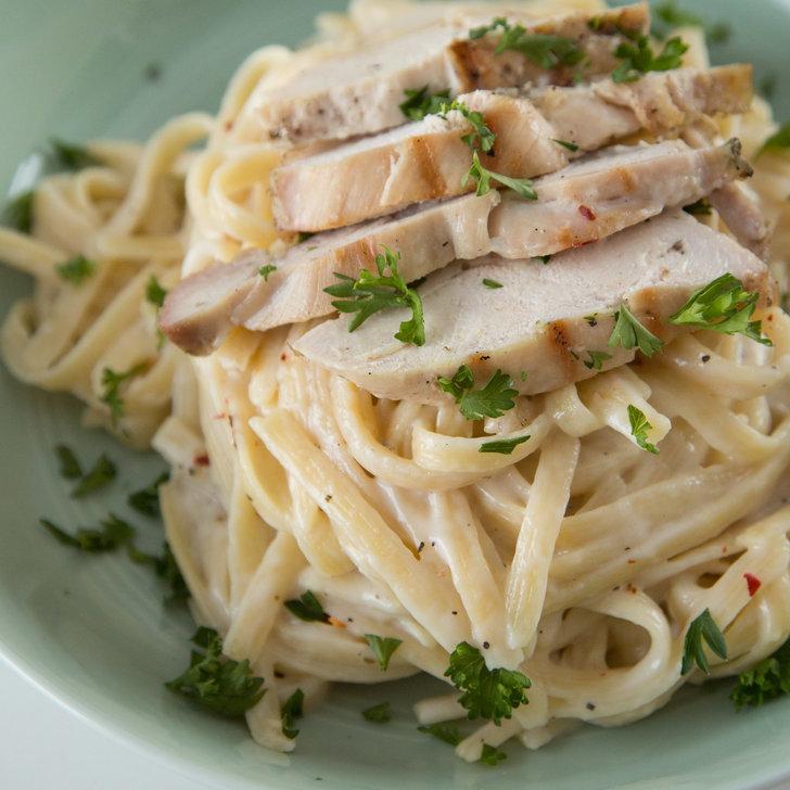 Fettucini Alfredo Sauce Recipe Easy