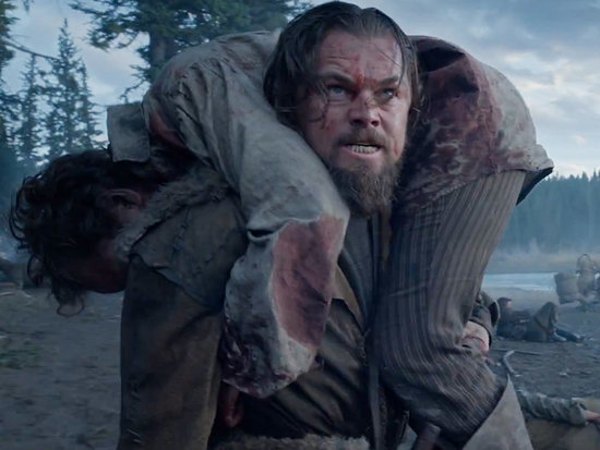 Find Out What The Revenant Cast Was Really Doing Behind the Scenes
