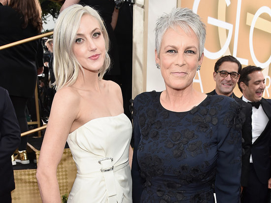 Golden Globes 2016: Jamie Lee Curtis Brings Daughter Annie As Red Carpet Date