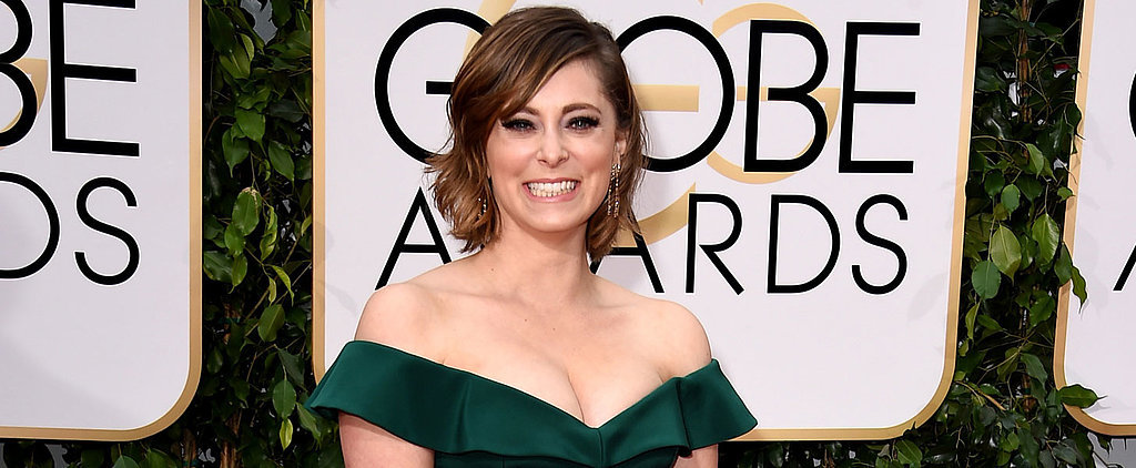 Crazy Ex-Girlfriend's Rachel Bloom Broke Down in Tears During Her Emotional Speech