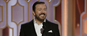 Relive Every Dirty Joke From Ricky Gervais' Hilarious Opening Monologue