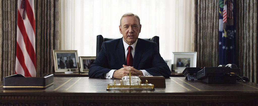 The All-New House of Cards Teaser Suggests Blood Will Be Shed on Season 4