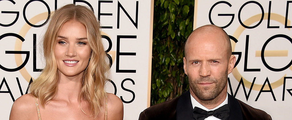 Rosie Huntington-Whiteley and Jason Statham Are Engaged! See Her Stunning Ring