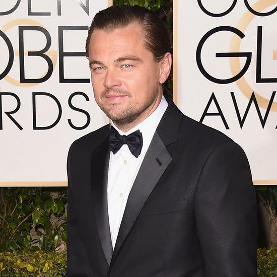 Lady Gaga Fait Peur à Leonardo DiCaprio aux Golden Globes