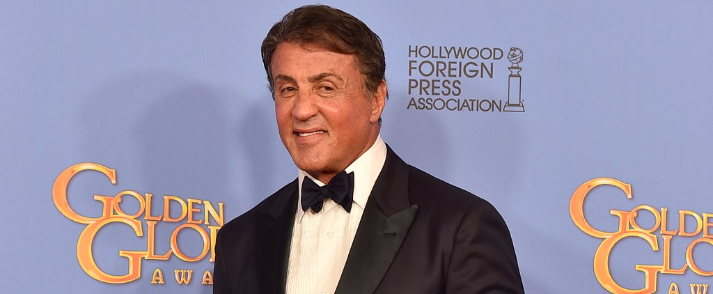 Watch Sylvester Stallone Give a Very Special Shout-Out to His Dear Friend Rocky