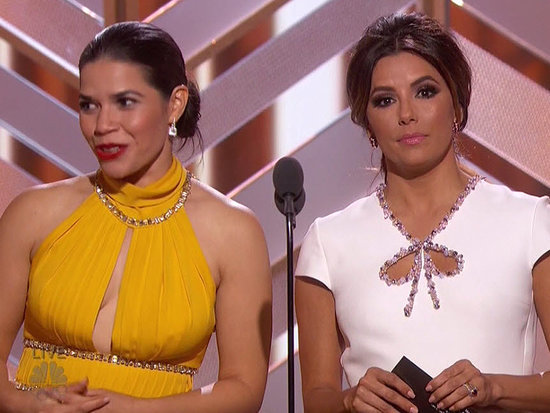 Eva Longoria and America Ferrera Joke About Being Mixed Up with Other Latina Actresses: 'Neither of Us Are Rosario Dawson'