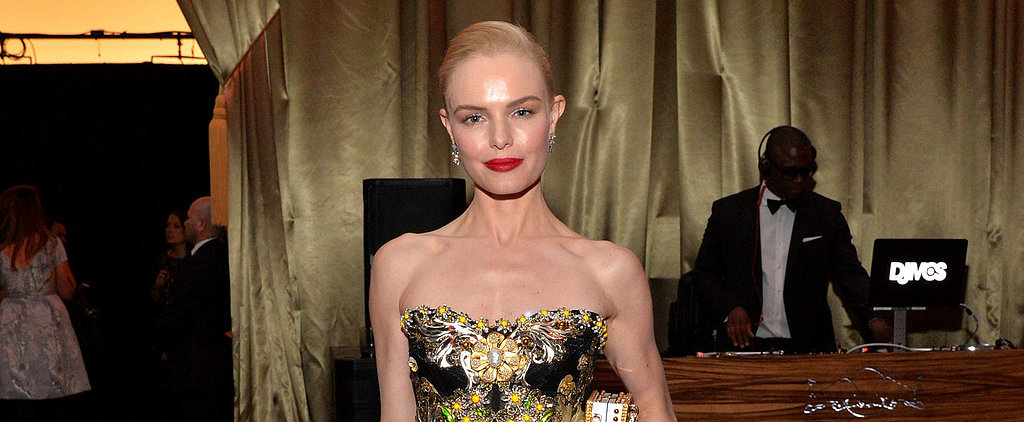 Only Kate Bosworth Could Make Pants Look This Sexy at the Globes Afterparty