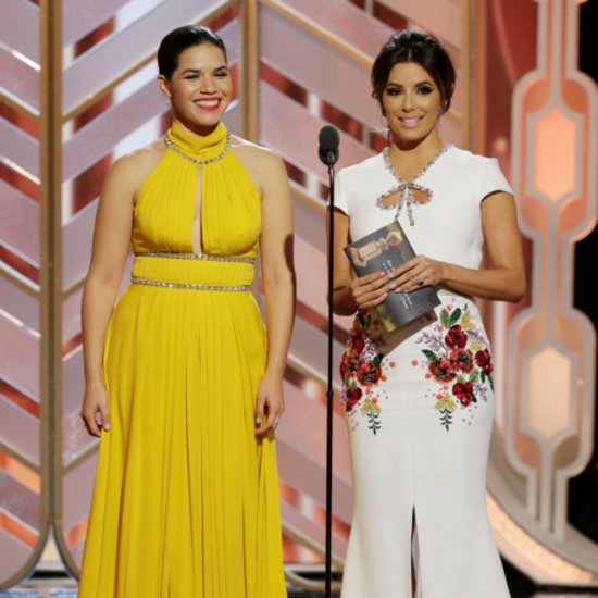 Every Time Latinos Won at the Golden Globes