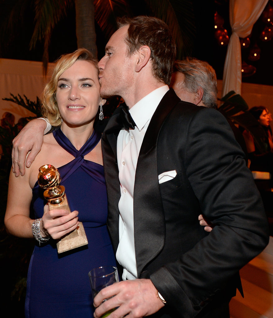 Pictured: Kate Winslet, Michael Fassbender
