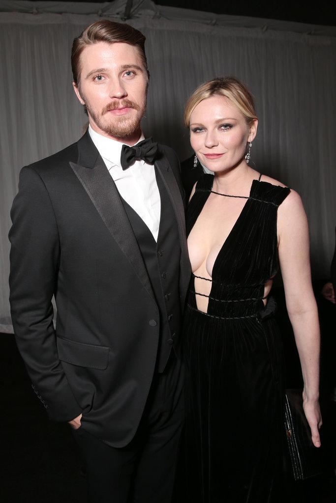 Pictured: Kirsten Dunst and Garrett Hedlund