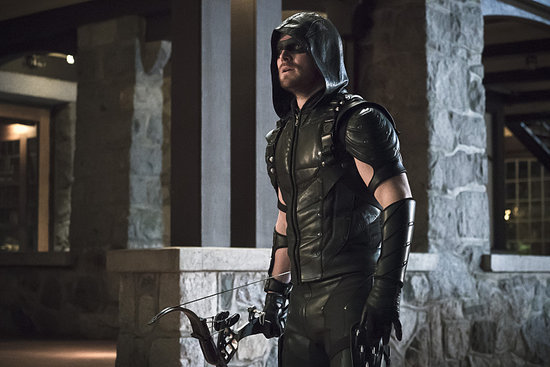 'Arrow' Winter Premiere Photos: Oliver Wants Revenge