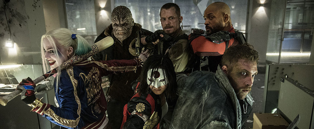The Suicide Squad Cast Is Ready to Kick Ass and Take Names in This Movie Photo
