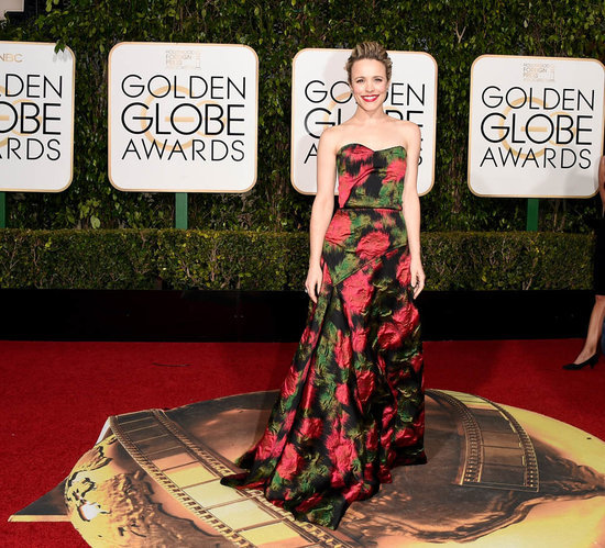 Rachel McAdams brings Sacha Pfeiffer to the 2016 Golden Globes
