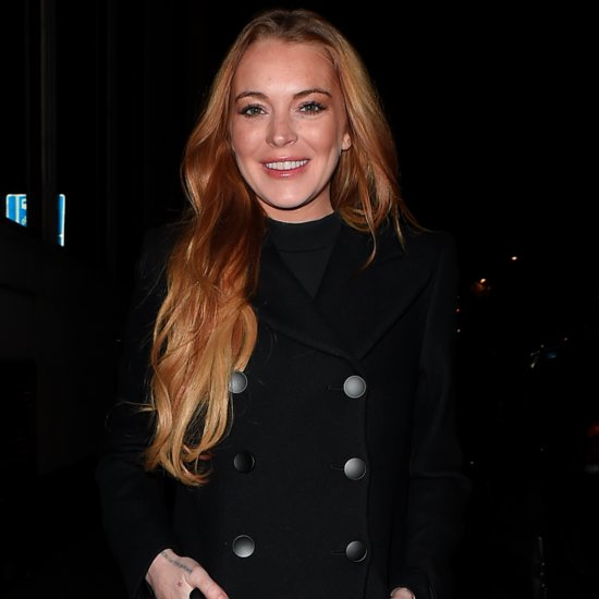 Lindsay Lohan Was Reportedly Kicked Out of a Bar For Spitting on Someone