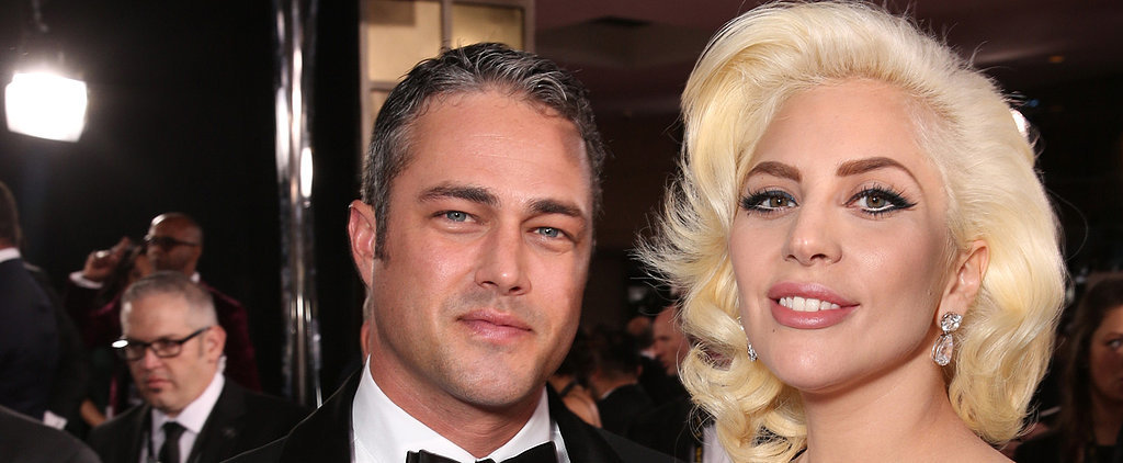 Lady Gaga Left Taylor Kinney Out of Her Acceptance Speech, but She Thanked Him Later
