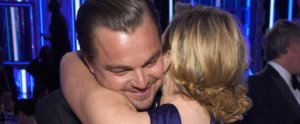 6 Times Leo and Kate Made the Golden Globes Completely Captivating