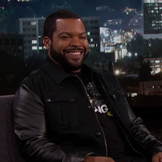 Ice Cube on Jimmy Kimmel Live January 2016