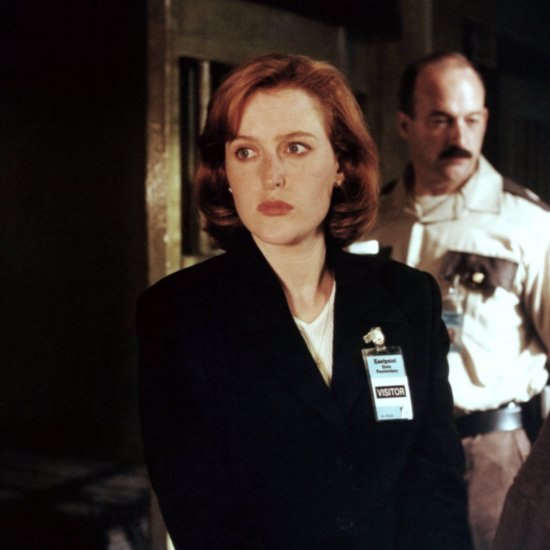 Dana Scully's Suits From The X-Files