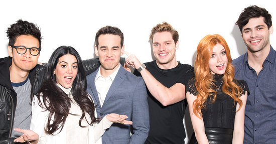 "12 Things You Probably Didn't Know About The ""Shadowhunters"" Cast"