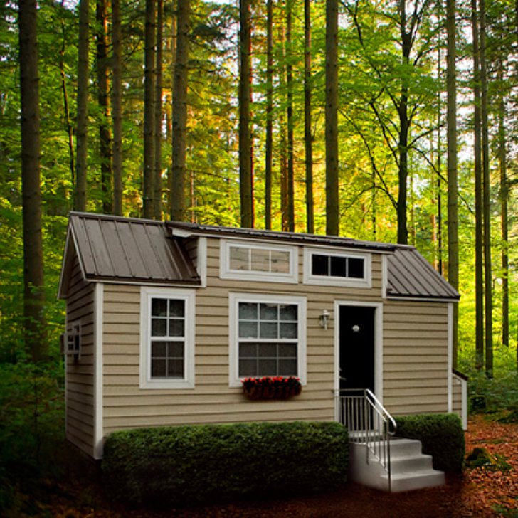 Home Design Ideas For The Elderly: Tiny Homes For Seniors