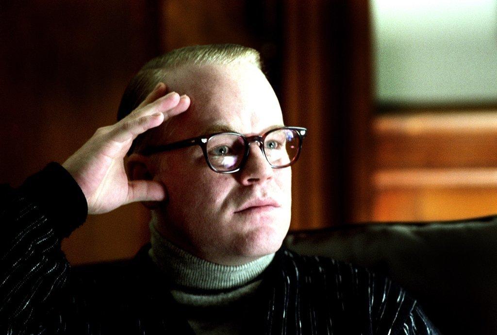 Philip Seymour Hoffman, Capote