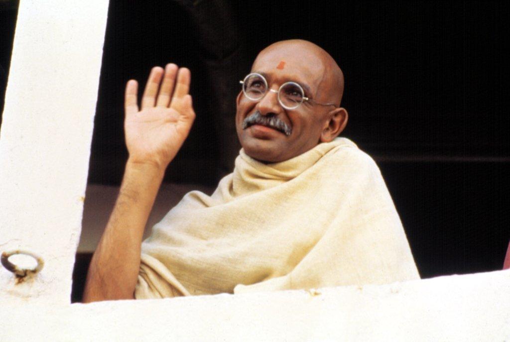 Ben Kingsley, Gandhi