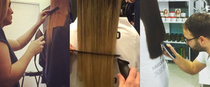These Videos of Electric Razors Cutting Off Long Hair Are Surprisingly Satisfying