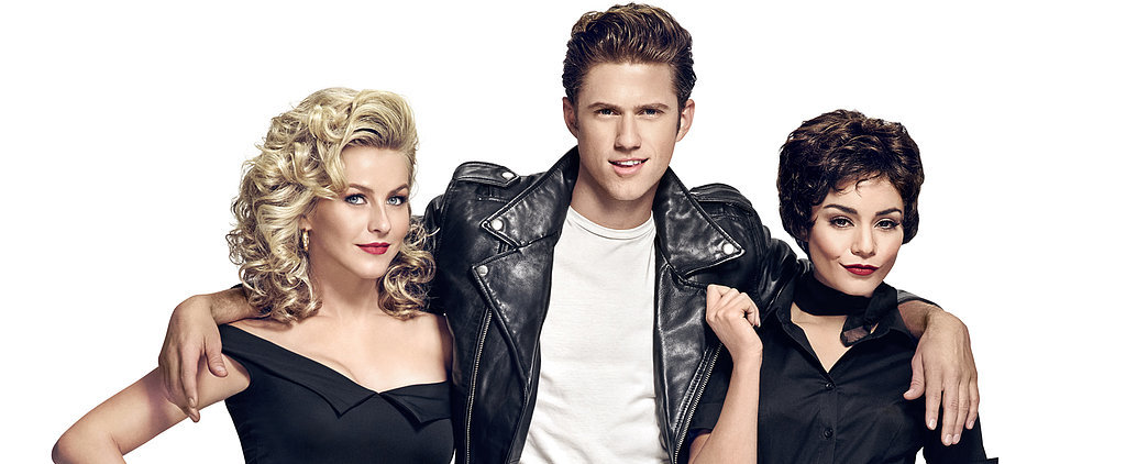 Here's the Full Cast of Grease Live