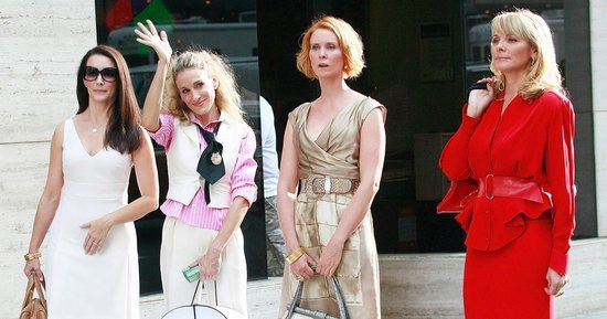 Cynthia Nixon Says All Those 'Sex and the City' Story Lines Were Real!