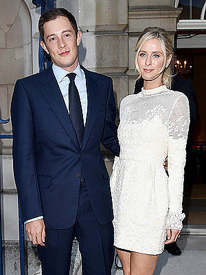 Nicky Hilton Rothschild Is Pregnant! Heiress 'Very Excited' to Be Expecting First Child with James Rothschild